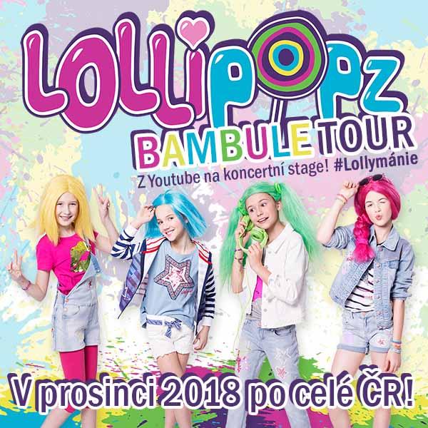 Lollipopz Bambule Tour 2018