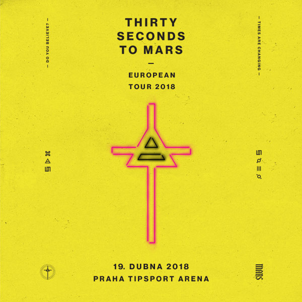 THIRTY SECONDS TO MARS - Package tickets
