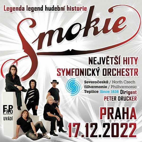 SMOKIE – THE SYMPHONY TOUR 2022