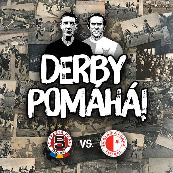 Derby pomáhá