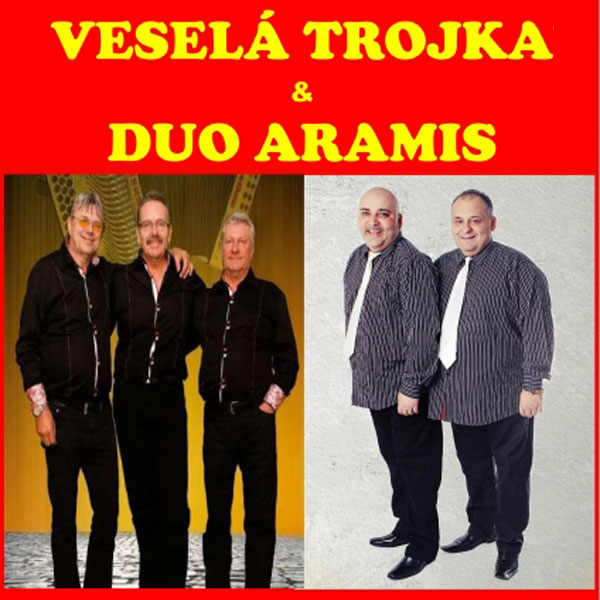 Veselá Trojka + Duo Aramis