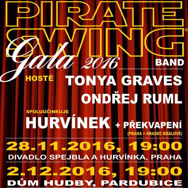 PIRATE SWING Band Gala 2016