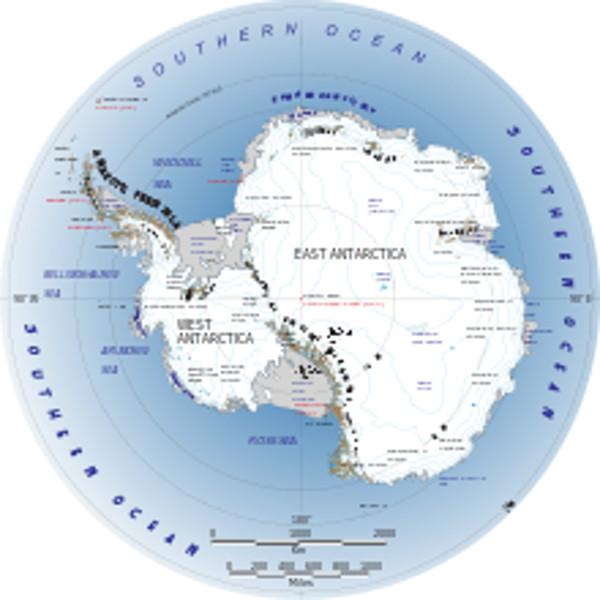 V. Šilha - Antarktida