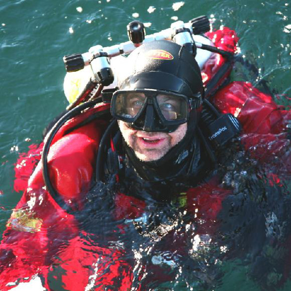 Jindra Böhm - Potápění k vraku Estonia