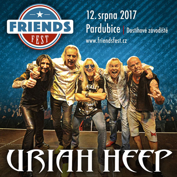 FRIENDS FEST 2017 – URIAH HEEP
