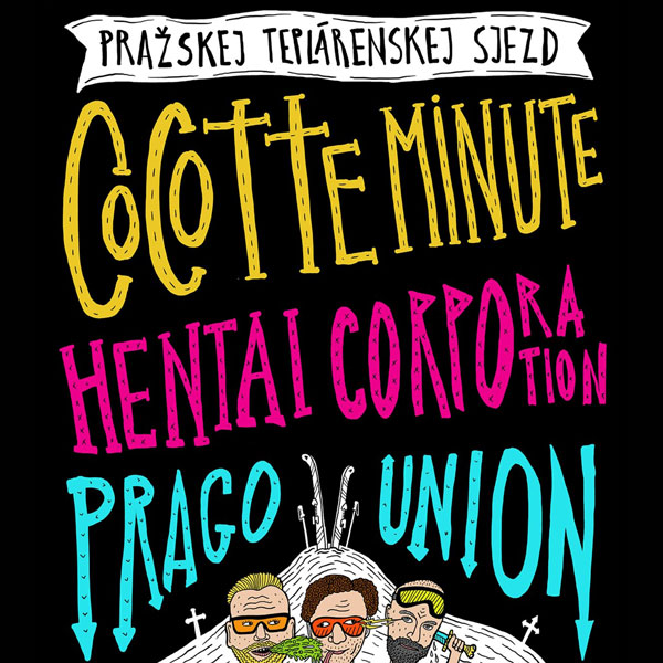 Cocotte minute, Hentai Corporation, Prago Union