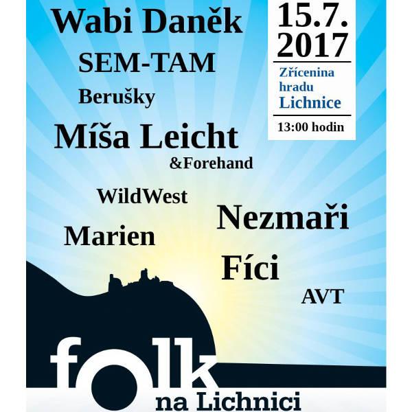Folk na Lichnici 2017