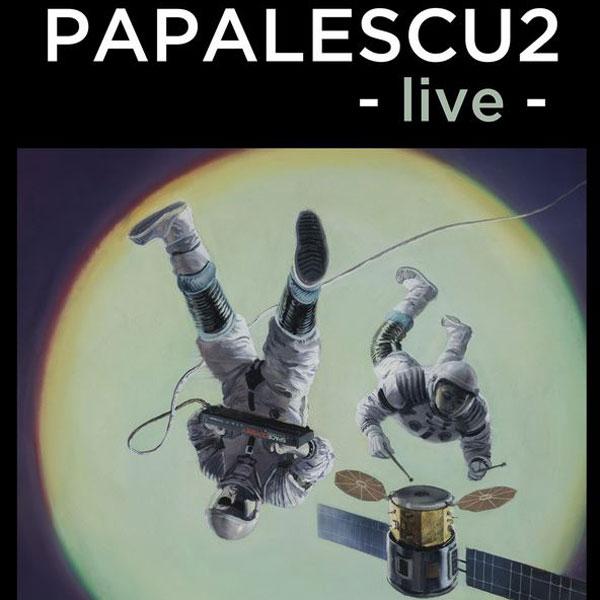 Papalescu2 - Das Teleskop/ křest alba Pardubice