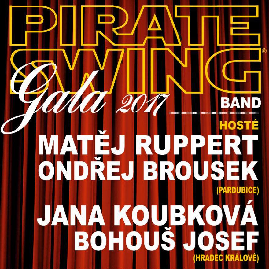PIRATE SWING Band Gala 2017