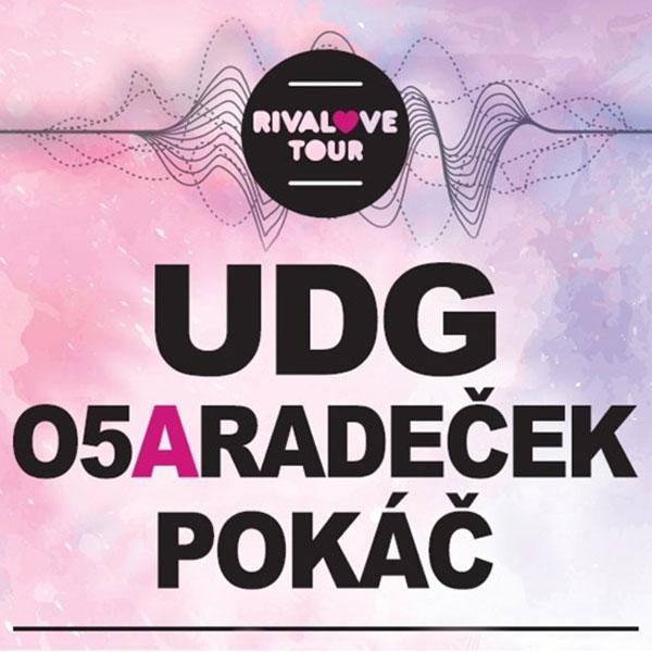 UDG + O5 a Radeček + Pokáč