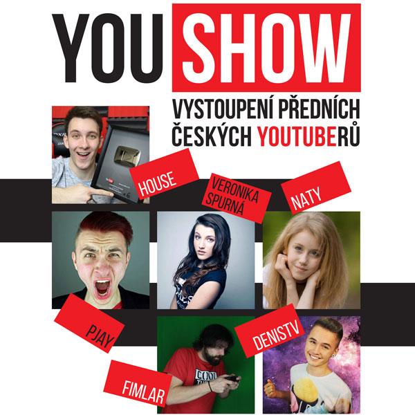 YOUSHOW - youtuberská show