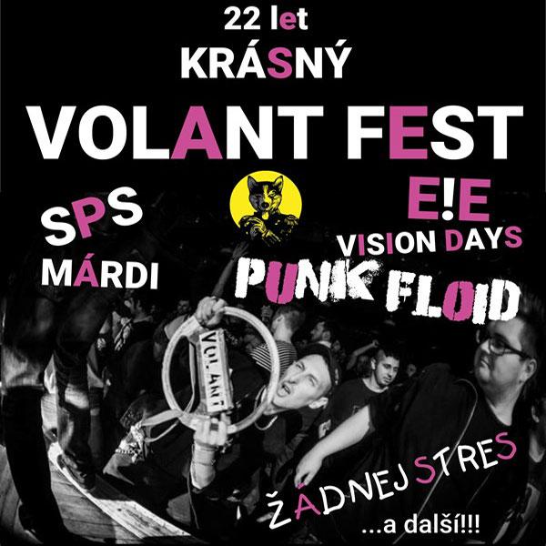 Krásný Volant Fest - 22 let