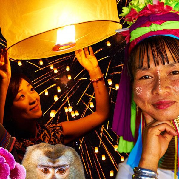 MOTANI - Taje Thajska