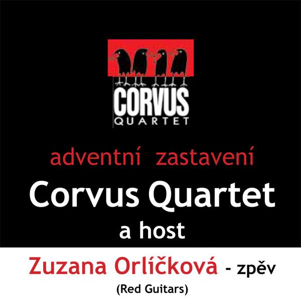 CORVUS QUARTET a host