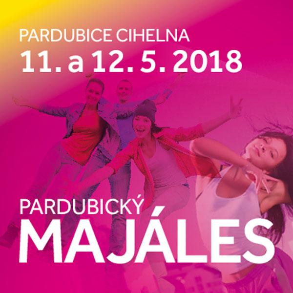 MAJÁLES PARDUBICE 2018