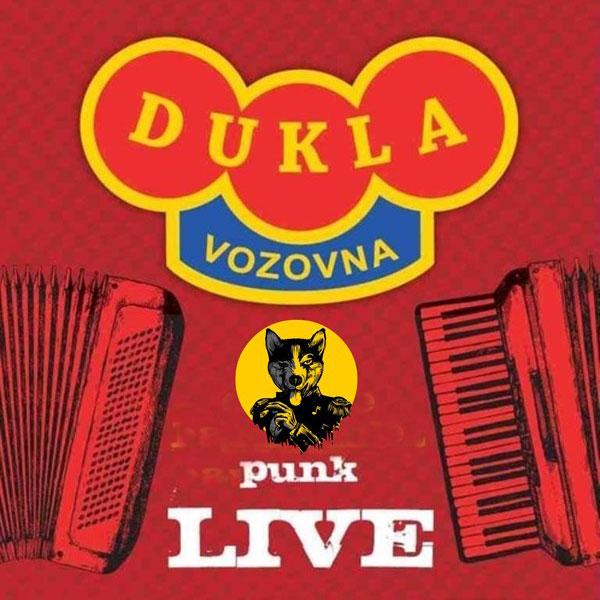 Dukla Vozovna - Křest nových písní