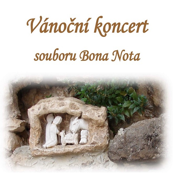 Vánoční koncert souboru Bona Nota