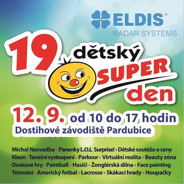 ELDIS SUPER DĚTSKÝ DEN