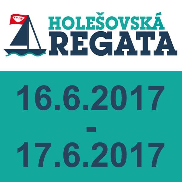 Holešovská REGATA 2017
