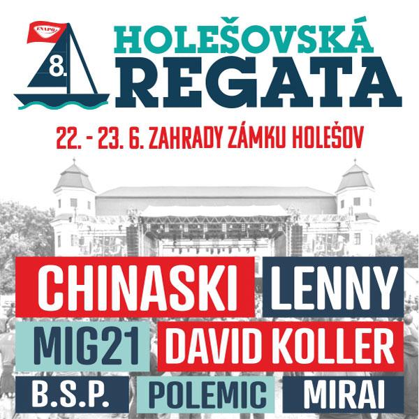 Holešovská REGATA 2018