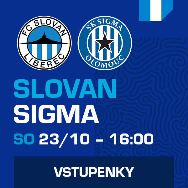FC Slovan Liberec - SK Sigma Olomouc