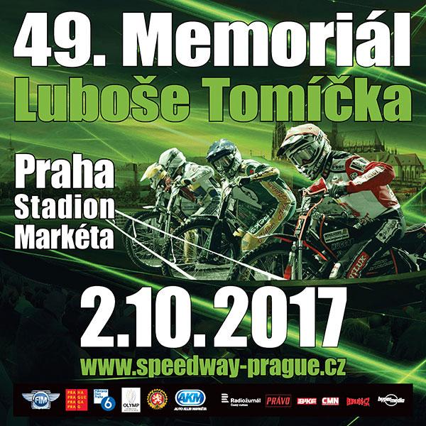 Memoriál L. Tomíčka