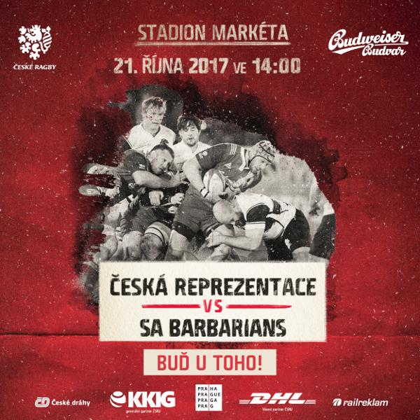 ČR vs. Supa Barbarians + ME ČR vs. Polsko