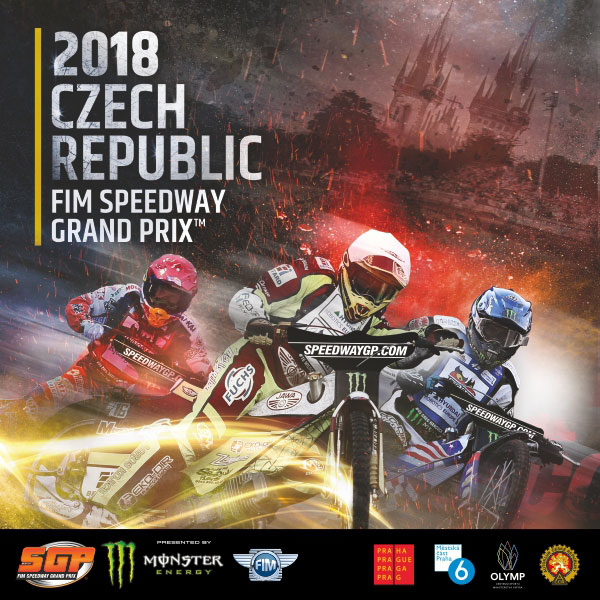 2018 CZECH REPUBLIC FIM SPEEDWAY GRAND PRIX