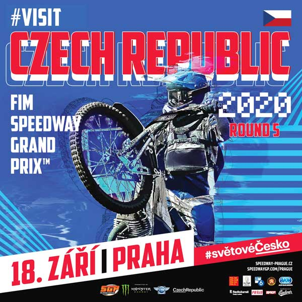 2020 #Visit Czech Republic FIM Speedway Grand Prix