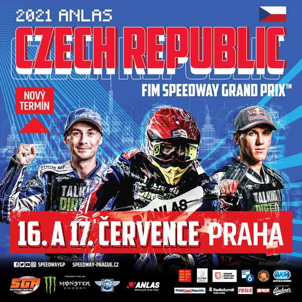 2021 Anlas Czech Republic FIM Speedway Grand Prix