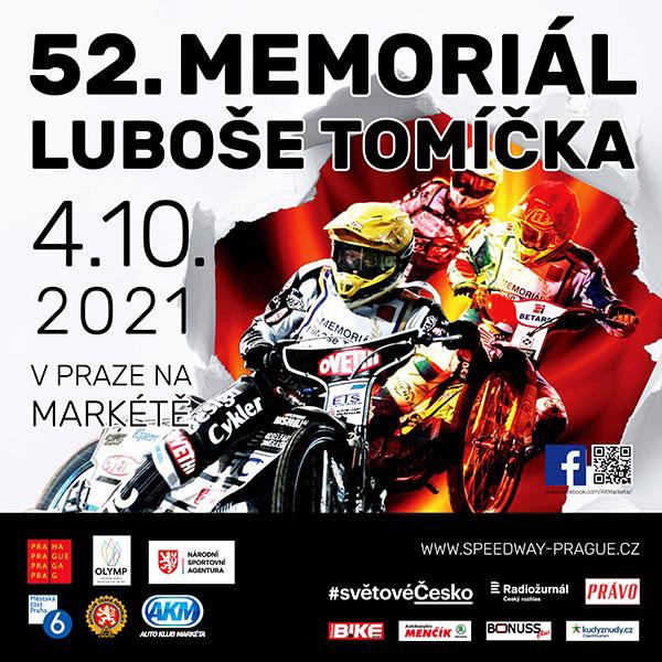 52. ročník Memoriálu Luboše Tomíčka