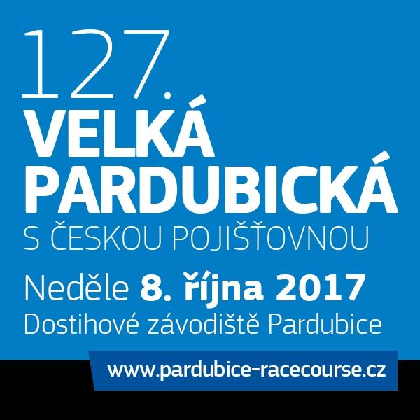 127. Velká pardubická s Českou pojišťovnou