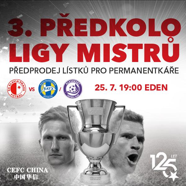 SK Slavia Praha - BATE Borisov