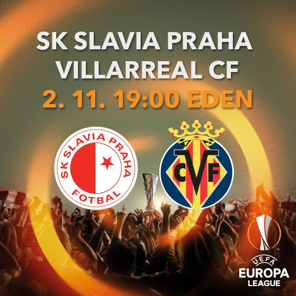 SK Slavia Praha - Villarreal CF
