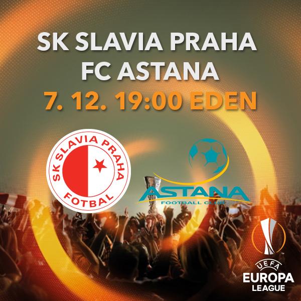 SK Slavia Praha - FC Astana