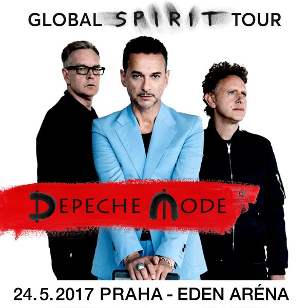 DEPECHE MODE - Package tickets