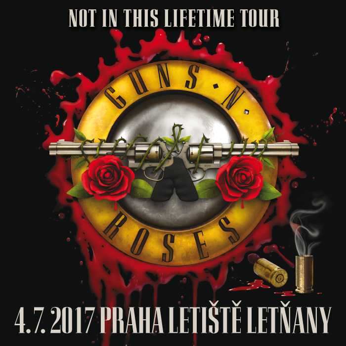 GUNS N ROSES - package tickets
