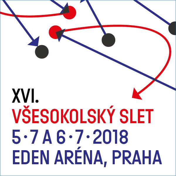 XVI. všesokolský slet Praha 2018
