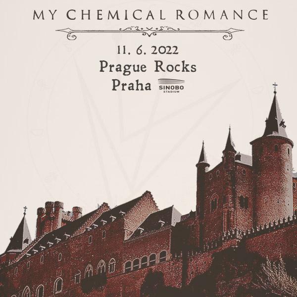PRAGUE ROCKS 2 / MY CHEMICAL ROMANCE