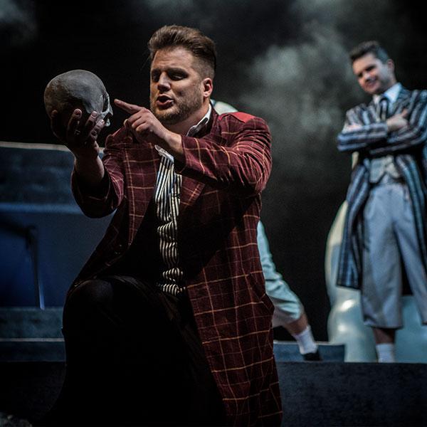 Hamlet ( PaS de theatre, Ostrava )