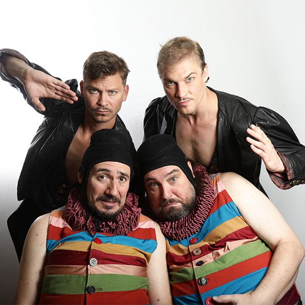 Komedie omylů  -  (PaS de theatre, Ostrava)