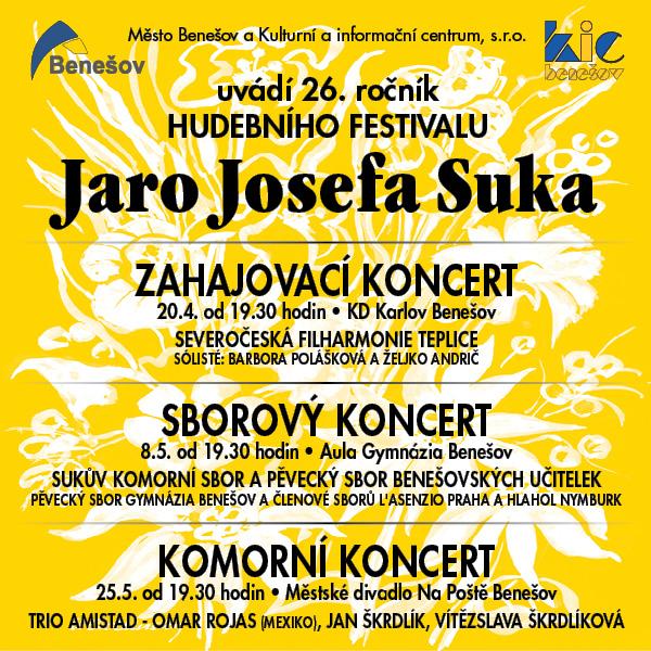 Jaro Josefa Suka 2017 - Zahajovací koncert