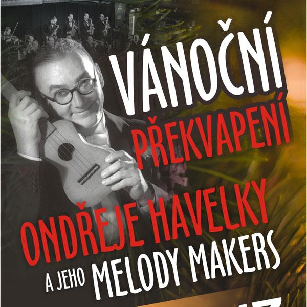 Vánoční překvapení O. Havelky & Melody Makers