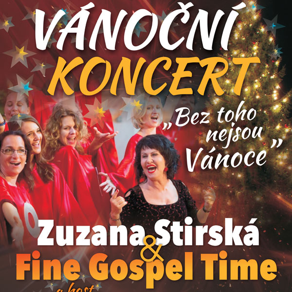 Zuzana Stirská & Fine Gospel Time, Benešov