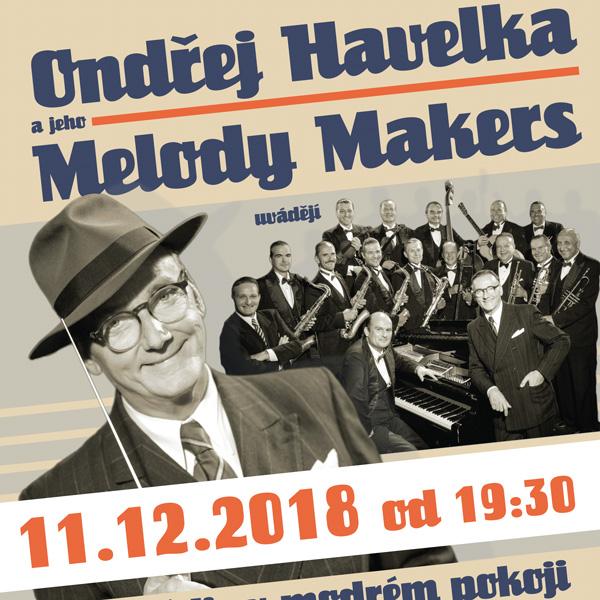Ondřej Havelka & Melody Makers, Benešov