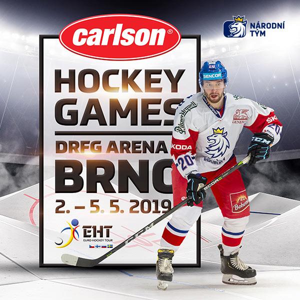 Carlson Hockey Games 2019 Brno