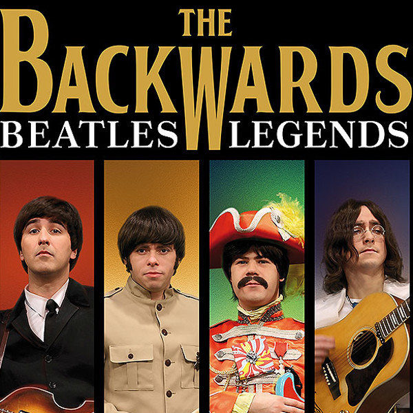 THE BACKWARDS - Beatles revival