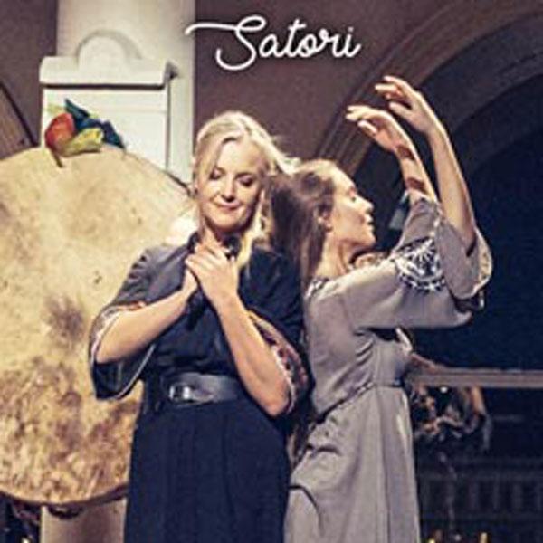 Léčivé divadlo - Satori