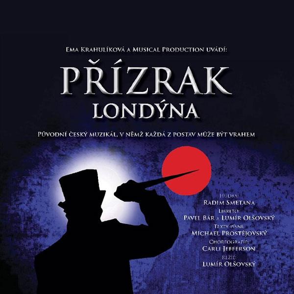 Přízrak Londýna - MUZIKÁL