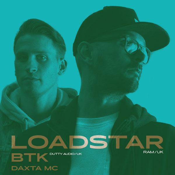 LOADSTAR (RAM/UK), BTK (VIRUS/UK), DAXTA MC
